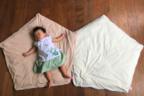 背中スイッチ&寝汗攻略!暑い夏でも赤ちゃんがぐっすり眠れそうな新セット発売