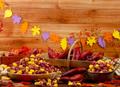 秋の味覚を堪能!鮮やかな色味と甘じょっぱが癖になりそうなスイートポテト