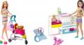「バービー人形」のプレイセット!「おせわセット」が2つ同時発売