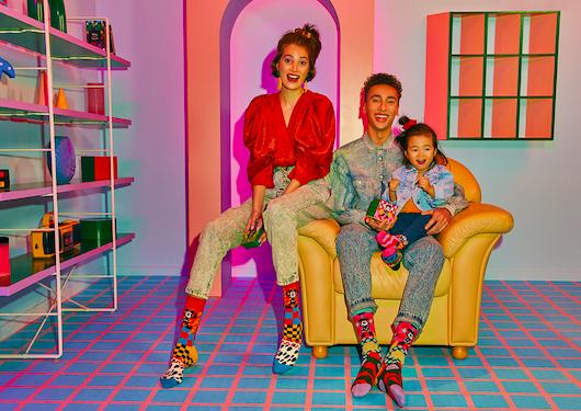ディズニーとの初コラボがかわいすぎ♡親子コーデが楽しめるおしゃれ靴下