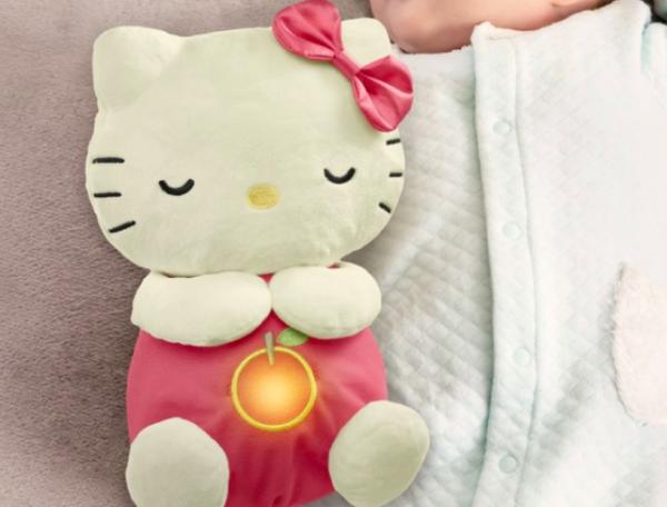 キティちゃんが子育て応援⁉︎サンリオベイビーアイテムが日本先行発売決定