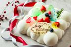 世界で一つだけ♡子どもと一緒にデコレーションしてつくるクリスマスケーキ