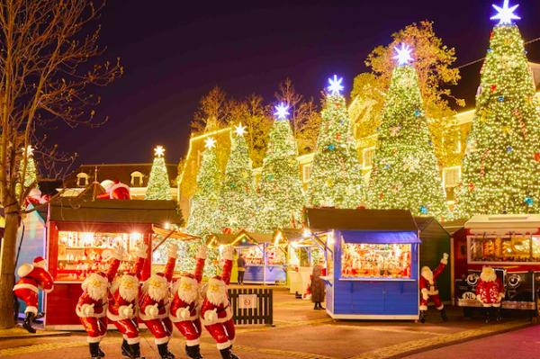 「ハウステンボス」が最高にロマンチック!クリスマスシーズンの楽しみ方6つ