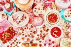 いちごたっぷり可愛すぎ♡約20種類が食べ放題のデザートブッフェ