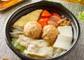 相撲協会が監修した本格的な味!ファミマ発売のボリュームたっぷり「ちゃんこ鍋」