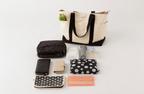 片手でもバッグの中を探しやすい⁉︎お悩み多きママの味方のマザーズバッグ