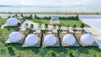 非日常的なおしゃれ空間に圧倒される⁉︎ 琵琶湖まで徒歩1分のグランピング施設