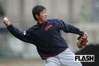 松坂大輔「10kg減量」でやる気充分「WBC主将」に大抜擢の奇策