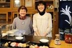 被災地の77歳女性寿司職人、苦難続いても笑顔でいる理由