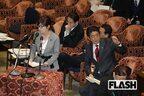 「稲田朋美」安倍総理の助け舟にふくれっ面でイライラMAX
