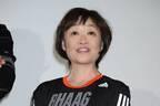 増田明美さん 朝ドラの語りは「並走して応援してる気持ちで」