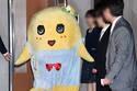 沙也加披露宴に滞在10分のふなっしー ギャラは100万円の強気