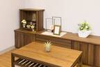イマドキ「仏壇」は家具と一体化!見た目がクールすぎる