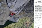 アレックス・オノルド、ロープなしでエル・キャピタンの登攀に成功