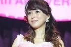渡辺美奈代 プロ野球ライブにミニスカ姿「尊敬しかない」の声