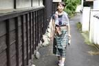 """「上田紬」女性伝統工芸士、家業でなく""""女優""""選んだ過去"""