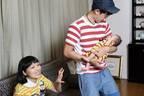 金田朋子&森渉語る爆笑育児奮闘…愛娘はスクワットであやす