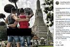 米ゲイカップルが拘禁される——寺院で撮った写真が原因