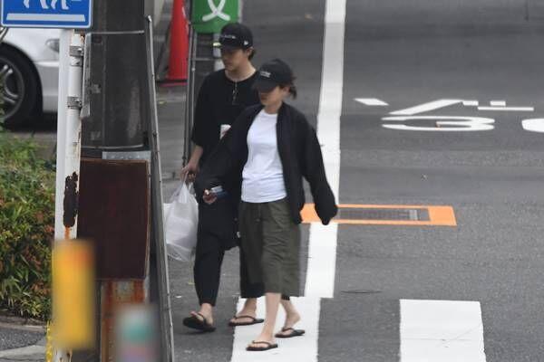 前田敦子 お腹ぽっこり!結婚発表から2週間、授かり婚報道も
