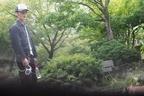 草なぎ剛もアムロス?安室引退翌日に浮かない表情で公園散歩