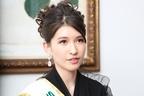 岡田眞澄さん長女ミス・インター日本代表にした亡き父の教え