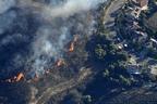 カリフォルニア山火事 セレブたちもSNSで被害状況語る