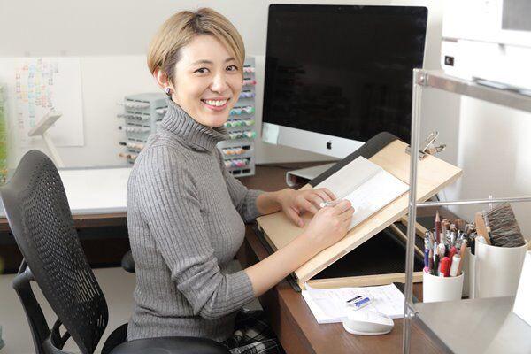 「まめ日和」横峰沙弥香さん語る絵日記のすすめ、性格に変化も