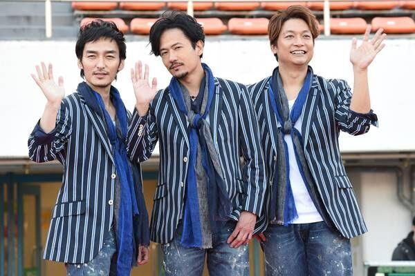 元SMAP3人 地上波テレビ復帰にファン歓喜「次回はよ来い!」