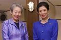 「とても意義ある活動」高円宮妃久子さまが「国境なき子どもたち」に送られたお言葉