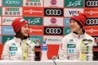 ジャンプ伊藤有希が明かす「高梨沙羅との10年ライバル関係」