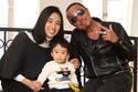 ブラザー・コーン 1歳初孫が米倉涼子の後輩になっていた!