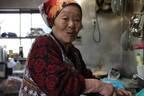 田村はつゑさん、夫の遺族年金を当てて食堂経営20年