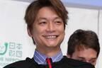 香取慎吾 パリで初個展開催に祝福の声「世界のしんごくん」