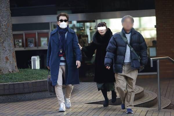 鈴木雅之 妻も黙認する二重愛生活【WEB女性自身スクープ10】