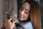 """沢尻エリカが6年ぶり主演映画はイケメン俳優が""""飼い猫""""に"""
