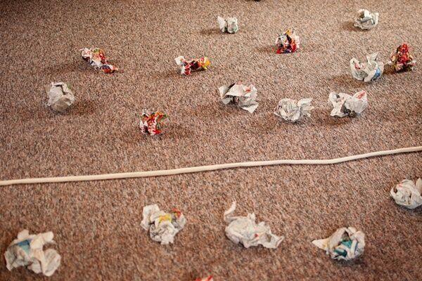 ゴミを見て見ぬフリの夫と子……ある主婦の妙案に大反響