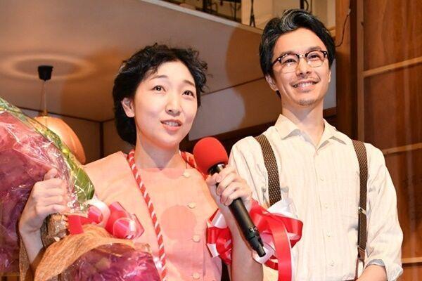 長谷川博己 撮影10カ月で安藤サクラ娘にパパと間違えられる