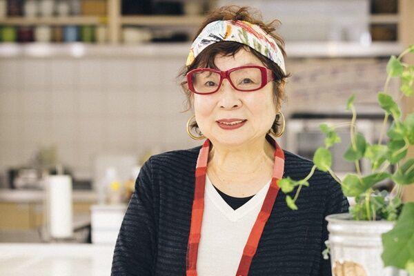 80歳の料理研究家「まだ人生花咲く!」前向きでいる理由