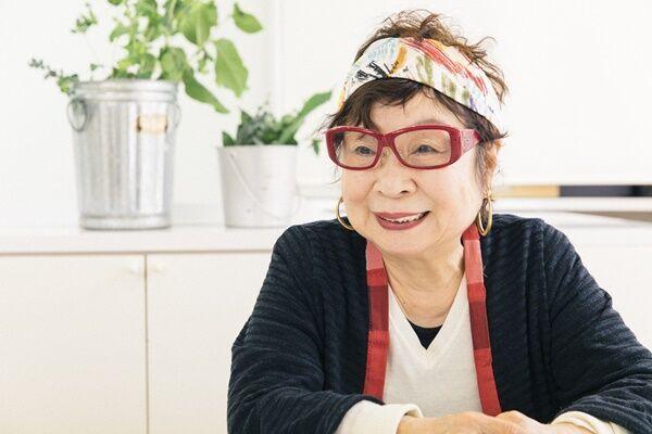 年齢を重ねたほうが成功に近づく!80歳料理研究家の金言集