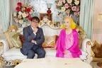美輪明宏さんがカンニング竹山と対談「いちばん目立つのがあなた」