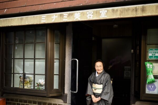 陛下が感激された、黒田清子さんの祭主姿
