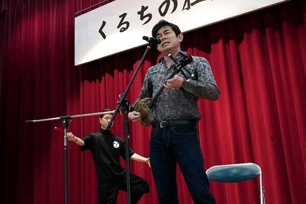 宮沢和史「『島唄』で伝え続ける平和の魂」