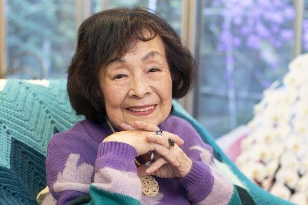 98歳のピアニスト・室井摩耶子「長寿の秘訣はステーキと昼寝」