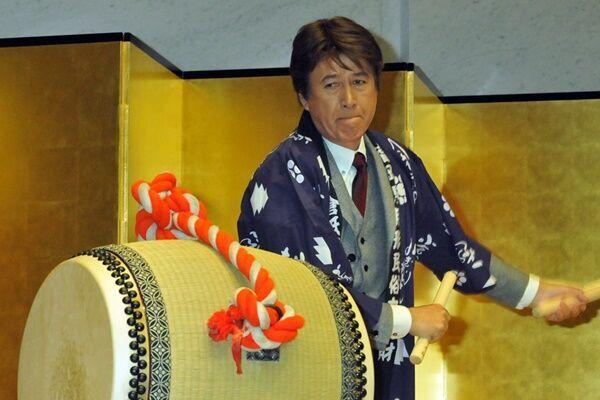 昨年、北九州市の市制55周年アンバサダーに就任。