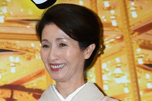 松原智恵子 74歳若さの秘訣は「年齢を気にしない」