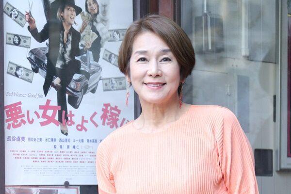 長谷直美「大腸がんに、元夫の死…すべて乗り越えて映画初主演」