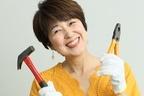 新田恵利さん「車いすの母のために畳を床張りにDIYしました」