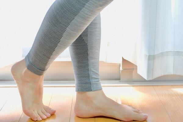速筋を鍛えると、若返りホルモンが…足を鍛える3つの運動