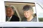 上皇ご夫妻 葉山ご静養を中止していた…大々的報道をご懸念か