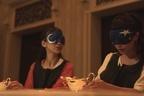 ディズニーランドホテル「目隠しして『アナ雪』料理」を楽しむ